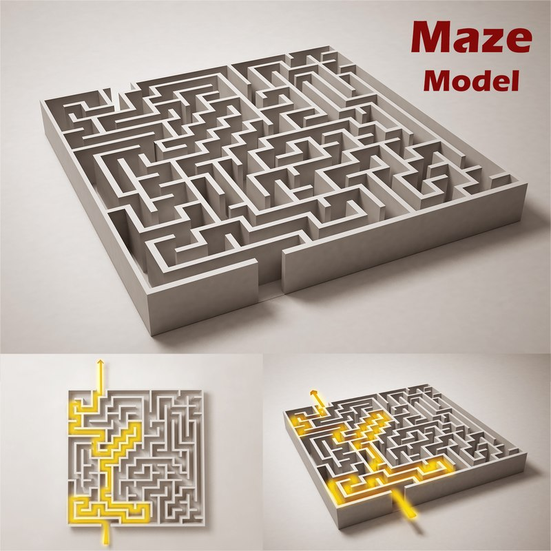 max maze games arrow