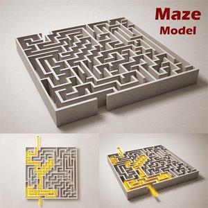 max maze games arrow