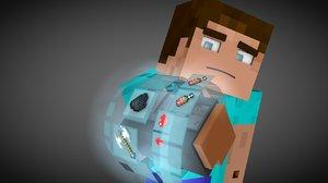 minecraft c4d