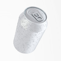Can With Water Drops 330ml