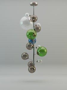 pendant lamp balloon colore max