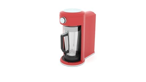 3d model kitchen blender