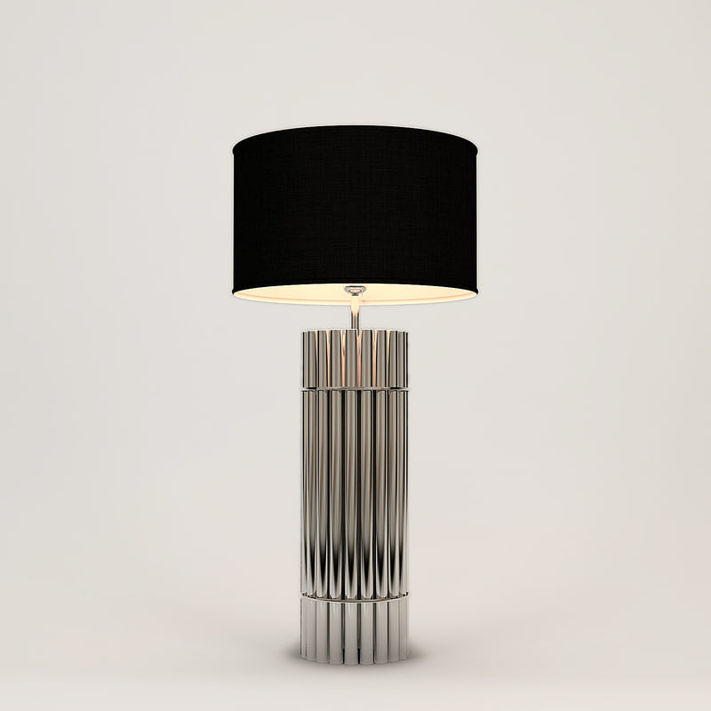 eichholtz table lamp reef 3ds