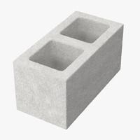 Cinder Block 02