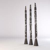 3d clarinet