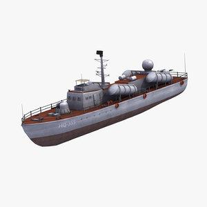 osaii missile boat max