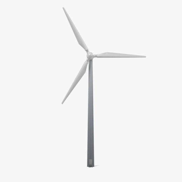 3d 3ds wind turbine