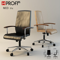 3d office profim nico 31z