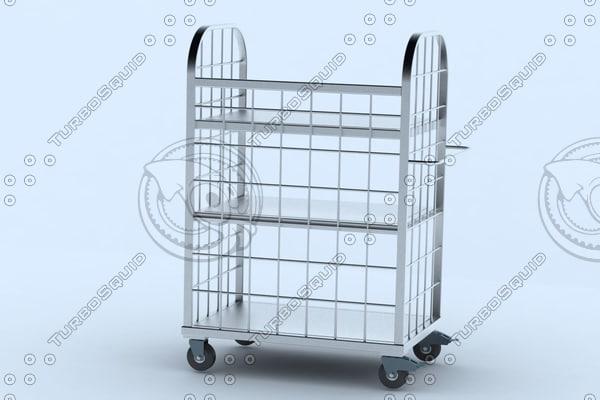3d lwo tool cart