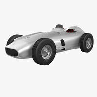 3d w196 model