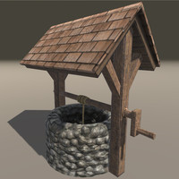 3d model medieval ready