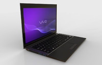 Sony Vaio S 13 - High Quality Model
