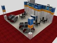 fair stand exhibition moduler x