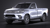 toyota hilux regular max