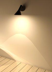 danish design lamp rfa