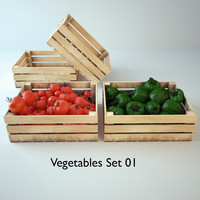 Vegetables Set 01