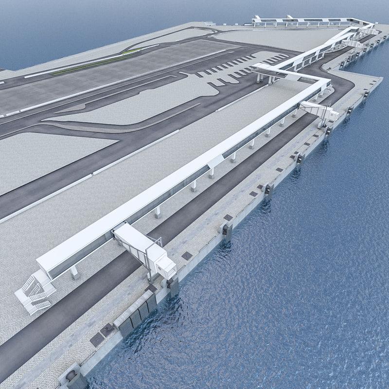 max port gangway