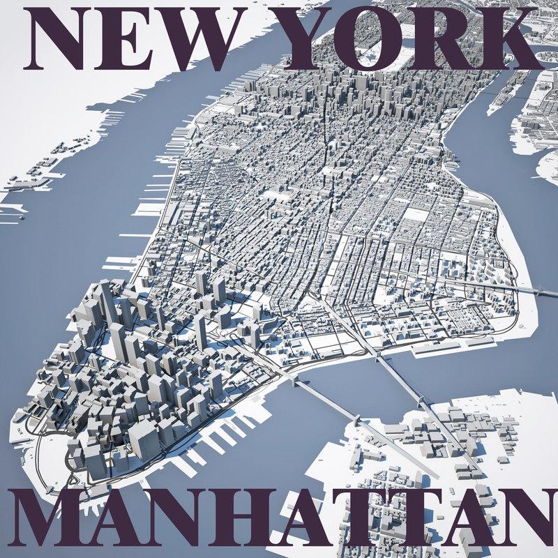 max new york city manhattan