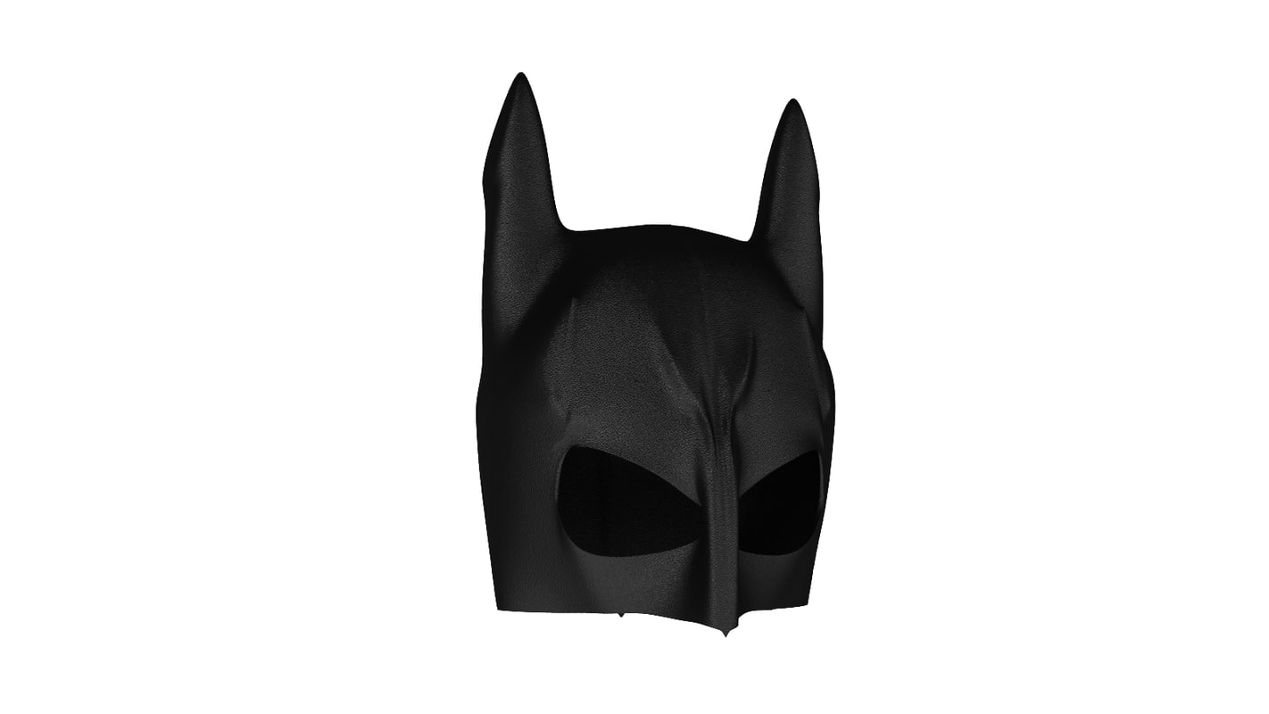 3ds batman mask