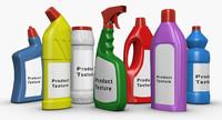detergent bottles 3ds
