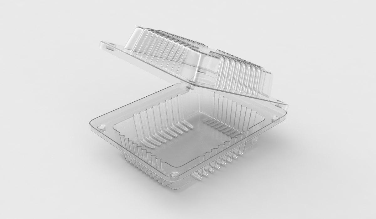 plastic container food max