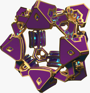 3d model shape