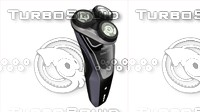 3d philips shaver series 5000 model