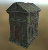 tomb crypt 3d 3ds