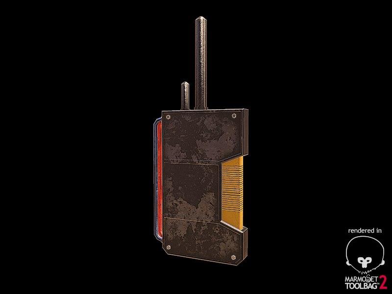 3d obj c4 remote