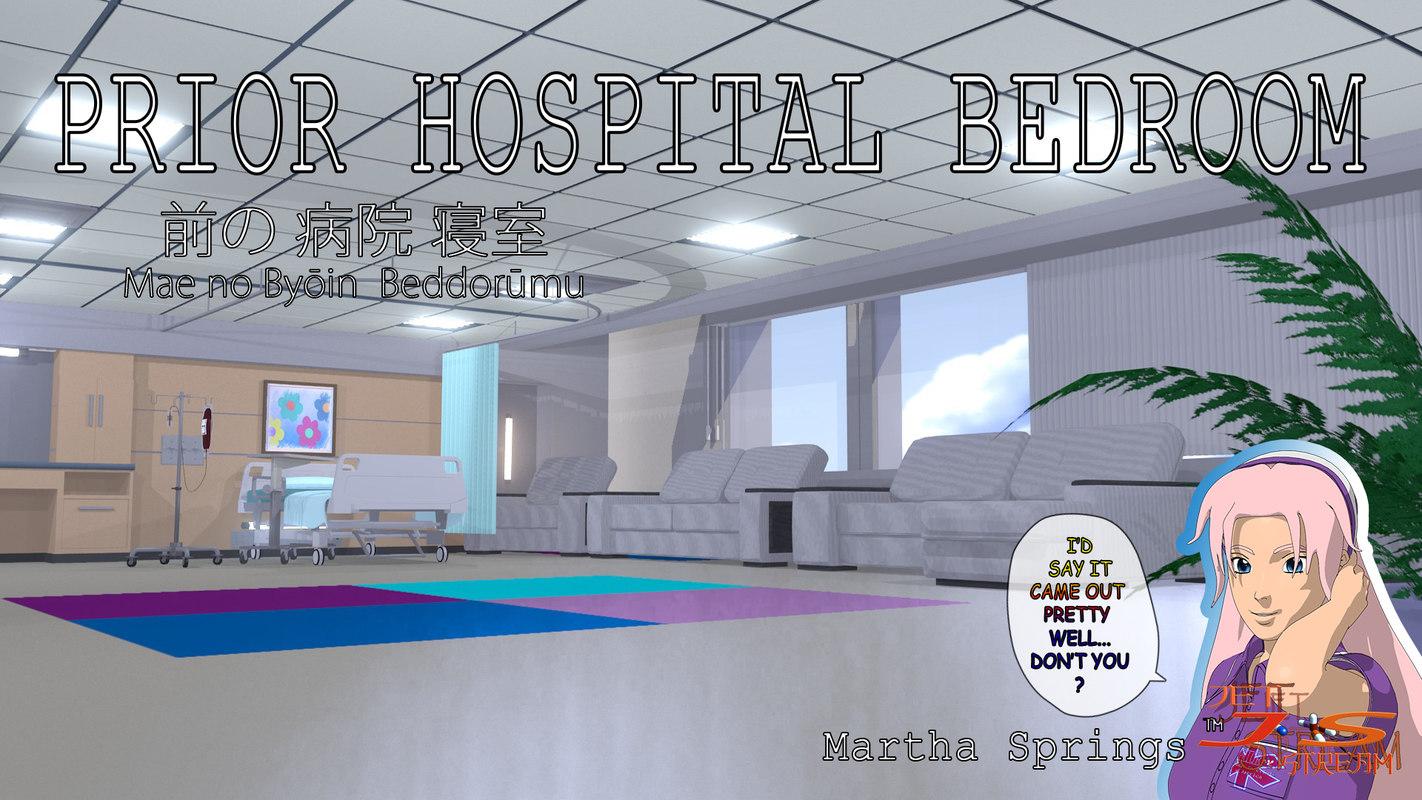 hospital bedroom prior blend