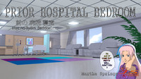 hospital bedroom prior blend