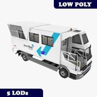 3d mallaghan ml6100t lods