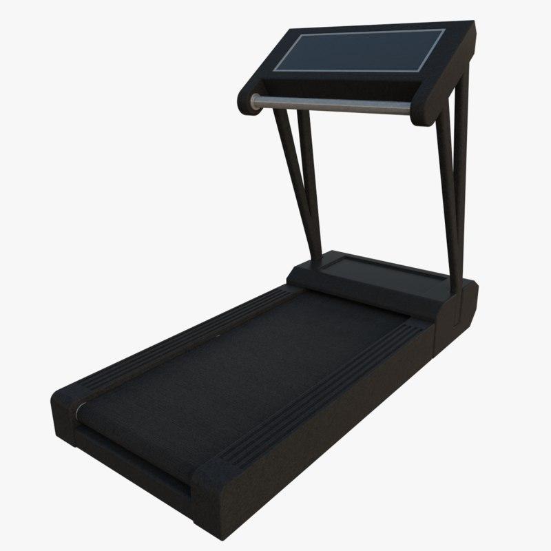 obj treadmill