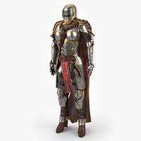 3d women s medieval armor