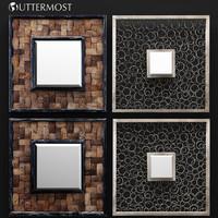 colusa barros wall mirror 3d max
