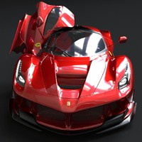 car ferrari laferrari max