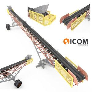 max conveyor belt