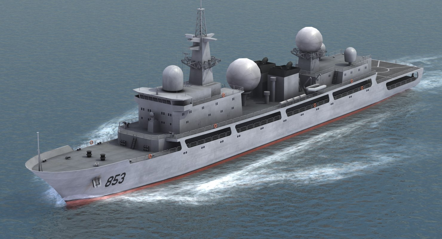 type815 spy ship max