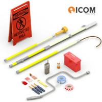 electrician tools box max