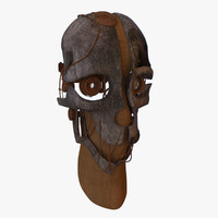 mask corvo attano 3d ma