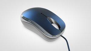 computer mouse c4d