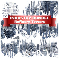 Refinery Towers Bundle