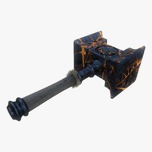 doom hammer 3d 3ds