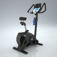 3d reebok bike fitness