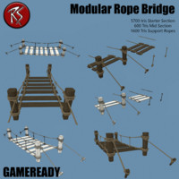 fbx rope bridge
