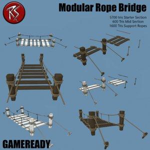 fbx rope bridge