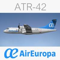 atr 42 air europa max