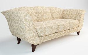 sofa philipp selva 1143 3d max
