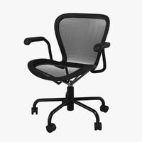 magis annett chair 3d max