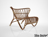 sika design fox chair 3d max